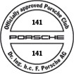 Officially approved Porsche Club 141